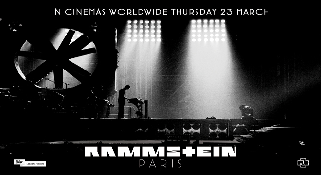 rammstein paris film